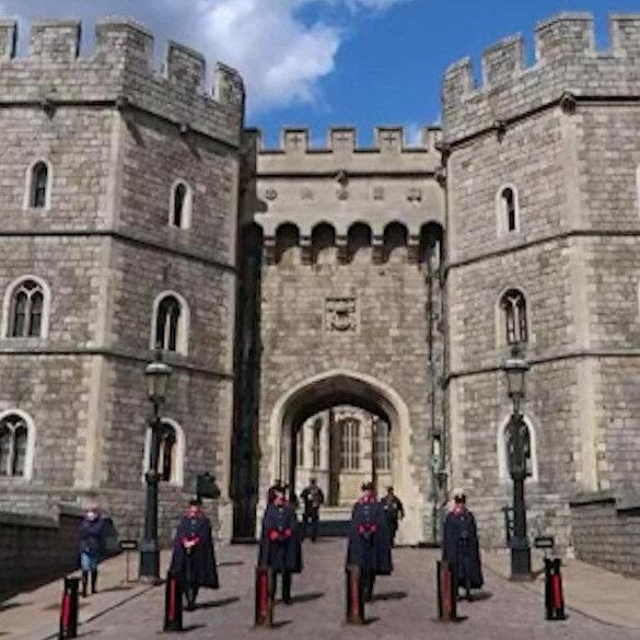 Prens Philip'in cenaze töreni için hazırlıklar sürüyor
