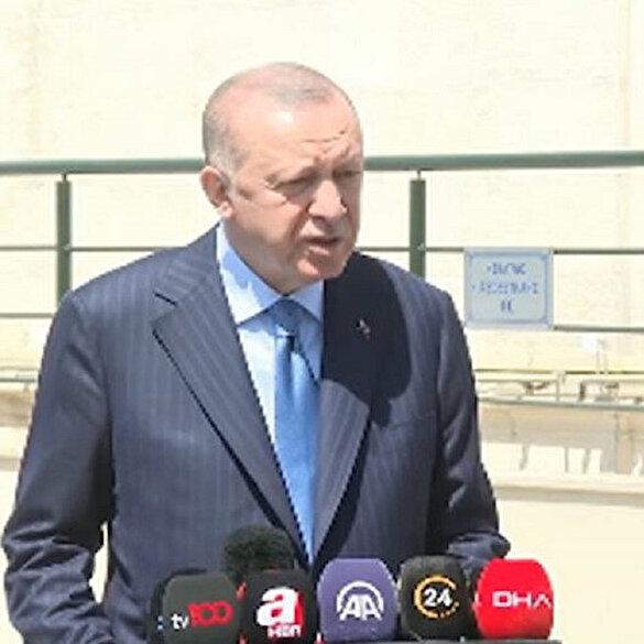 Cumhurbaşkanı Erdoğan: Yerli aşının eylül ekim gibi üretime geçeceğine inanıyorum