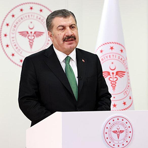 Bakan Koca'dan Kılıçdaroğlu'nun aşı iddiasına tepki: Yalan dipsiz bir kuyudur ve sahibini dibine gönderir