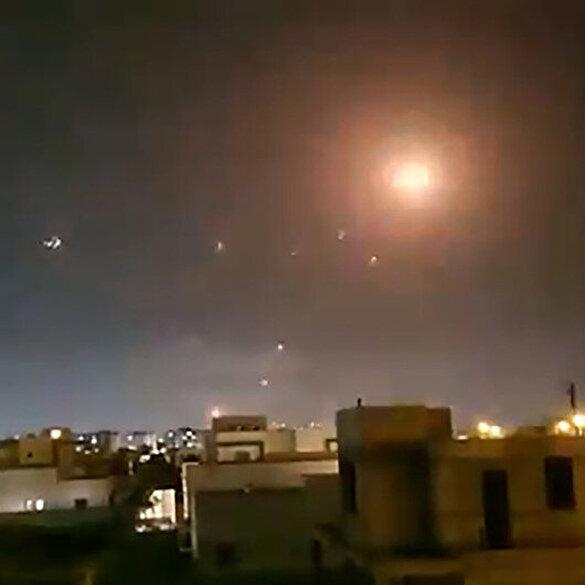 Gazze'den roketler atılmaya devam ediyor: İsrail 'Demir Kubbe'yi devreye soktu
