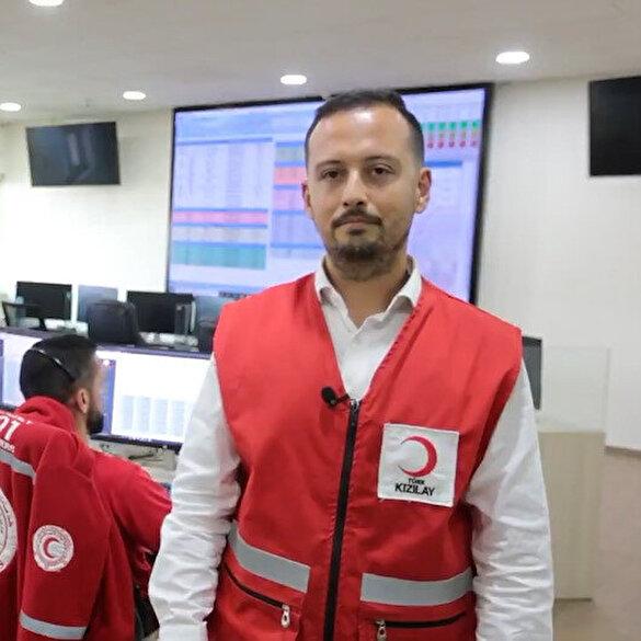Kızılay'dan Kudüs ve Gazze'ye yardım eli
