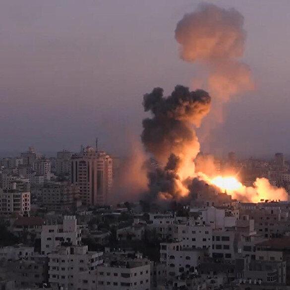 İsrail, Gazze'deki