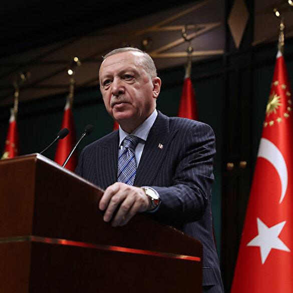 Cumhurbaşkanı Erdoğan'dan esnafa müjde: Bir kereye mahsus 5 bin ya da 3 bin TL hibe verilecek