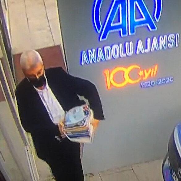 Musab Turan'ın kirli oyunu gün yüzüne çıktı: Provokasyon öncesi babasına ofisten eşyalarını aldırtmış!