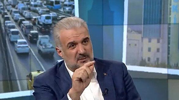 Osman Nuri Kabaktepe'den İBB'ye çağrı: Temel atmama törenlerini temel atma törenlerine çevirin