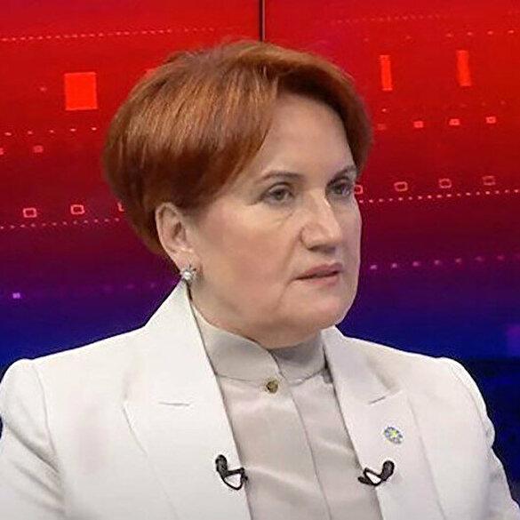 Meral Akşener'den 'ittifak' çıkışı: Ortak adayın faydalı olduğuna inanıyorum ama HDP ayrı aday çıkarmalı
