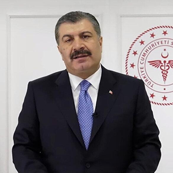 Sağlık Bakanı Koca: 45 yaş üstüne yarından itibaren aşı başlayacak
