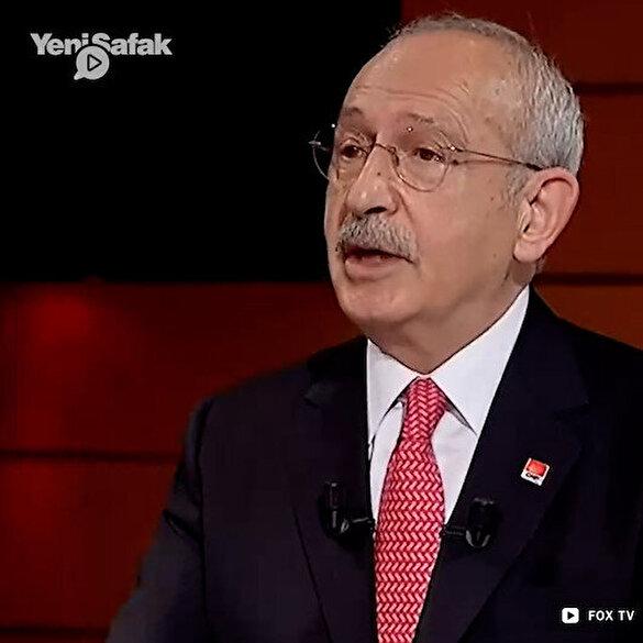Kılıçdaroğlu: İktidara geldiğimizde Kanal İstanbul'u durdurup krediyi ödemeyeceğiz para veren ülkeyle de aramıza mesafe koyacağız