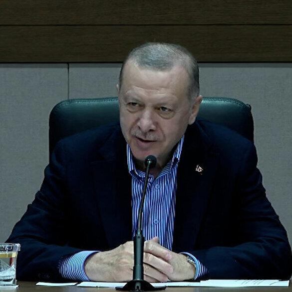Cumhurbaşkanı Erdoğan Merkez Bankası rezerv miktarını açıkladı