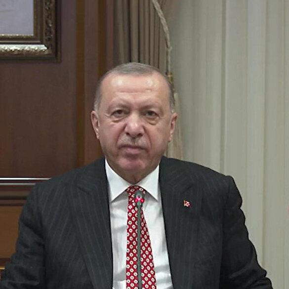 Cumhurbaşkanı Erdoğan'dan Türkiye'nin koronavirüs aşısına isim teklifi: TURKOVAC