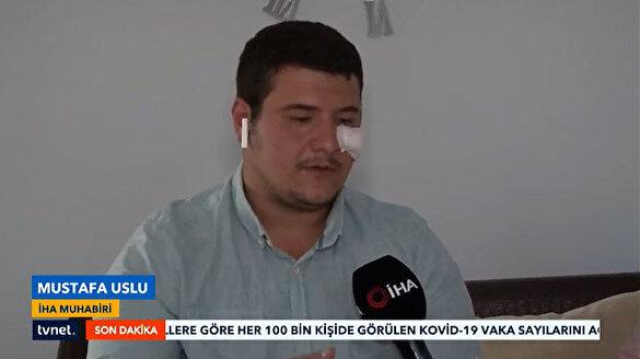 Lütfü Türkkan'ın kaçak çiftliğini görüntülerken saldırıya uğrayan İHA muhabiri yaşadıklarını anlattı