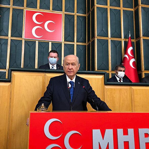 Devlet Bahçeli: Kılıçdaroğlu'nun kaç yüzü var hangi Kılıçdaroğlu'na inanalım?