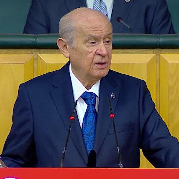 Devlet Bahçeli: Acaba terörist Demiştaş, Kılıçdaroğlu'nun dostu mudur?