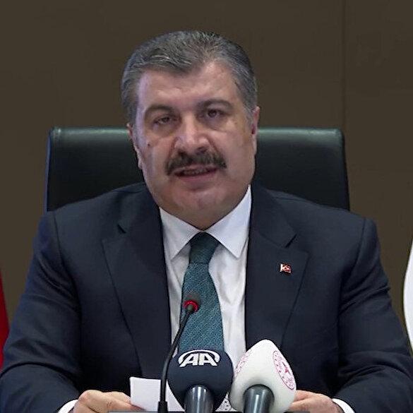 Sağlık Bakanı Koca uyardı: Aşılar ölümleri önemli ölçüde kısıtlıyor