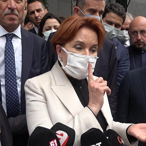 İYİ Parti lideri Akşener'den