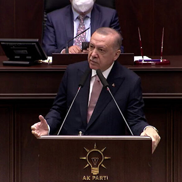 President Erdogan told the opposition, which continues the 'Qatar lie', one by one