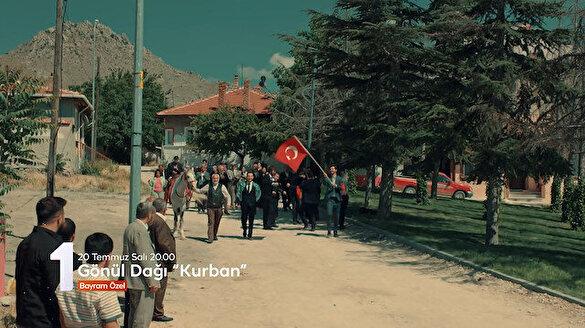 TRT 1'den izleyicilerine bayram sürprizi: Gönül Dağı 'Kurban' filmiyle geliyor