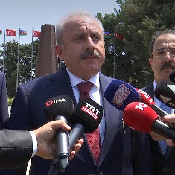 TBMM Başkanı Şentop: Türkiye-Pakistan-Azerbaycan'ın çok özel bir dostluğu var