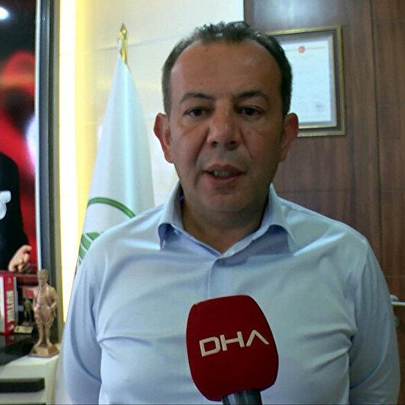 Bolu Belediye Başkanı Özcan'dan CHP'li Seyit Torun'a: Düşüncelerimin arkasındayım kimseye şirin görünme gibi bir derdim yok