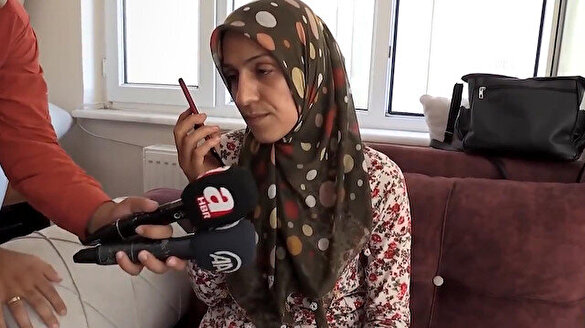 Diyarbakır Anneleri'nden Ayşegül Biçer evladına kavuştu: 1,5 yıl sonra bugün Türkiye Cumhuriyeti kazandı