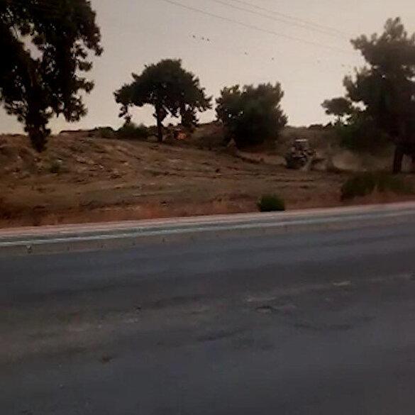 Manavgat Belediye Başkanı CHP'li Şükrü Sözen'e vatandaştan tepki: Bizim köye bir tane bile itfaiye ulaşamıyor 2 tane dozer sadece size çalışıyor