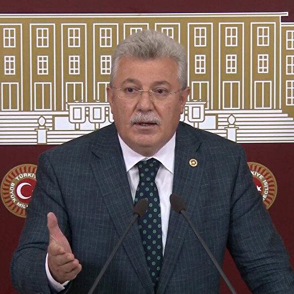 AK Parti Grup Başkanvekili Akbaşoğlu'ndan Engin Özkoç'a sert sözler: Bu nasıl bir hadsizlik?
