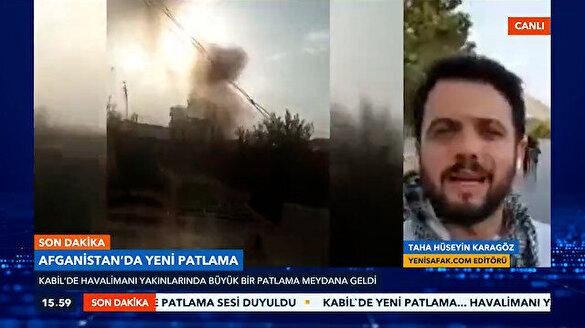 حمله موشکی در کابل
