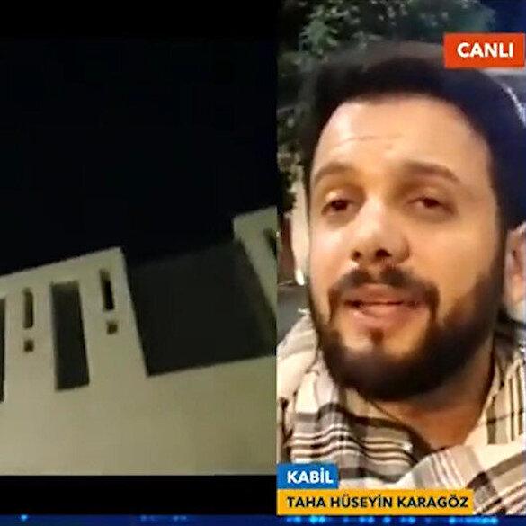 Yeni Şafak Editörü Taha Hüseyin Karagöz Kabil'den son durumu aktardı: Pencşir'de neler oluyor