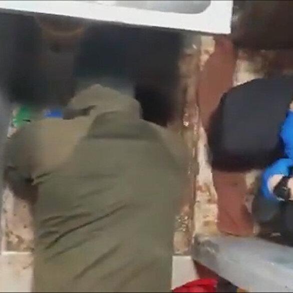 Filistinli 6 mahkum İsrail yüksek güvenlikli hapishanesinden tünel kazarak kaçtı