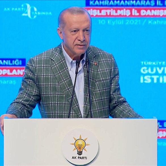 Cumhurbaşkanı Erdoğan: Sizin birbirinizden farkınız yok Fatih kim siz kim?