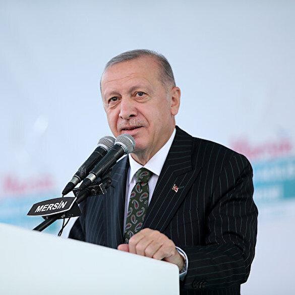 Cumhurbaşkanı Erdoğan tarih verdi: Akkuyu Nükleer Santrali'nin 1. ünitesi 2023'te tamamlanacak