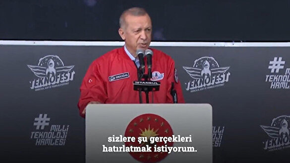 Cumhurbaşkanı Erdoğan gençlere seslendi: Bu ülkenin en büyük hazinesi sizlersiniz