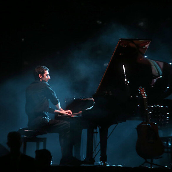 Üsküdar'da kültür sanat sezonu Evgeny Grinko konseri ile başladı