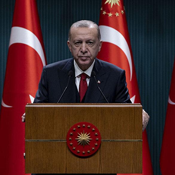Cumhurbaşkanı Erdoğan: Suriye'den topraklarımızı hedef alan tacizler bardağı taşırdı