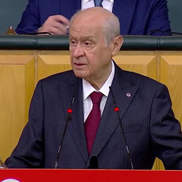 Devlet Bahçeli'den anayasanın ilk 4 maddesini değiştirmek isteyen Kılıçdaroğlu'na sorular: Anayasadan Atatürk'ü çıkarmayı düşünüyor musunuz