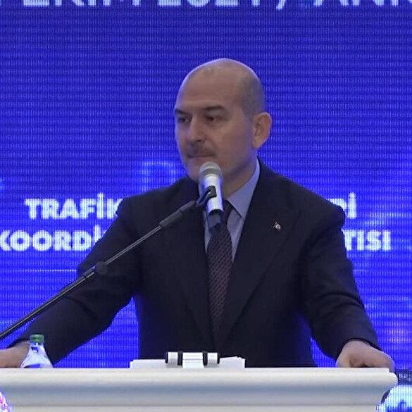 Bakan Soylu: Elimizde böyle bir siyasi cinayet istihbaratı yok bunlar FETÖ taktiğidir