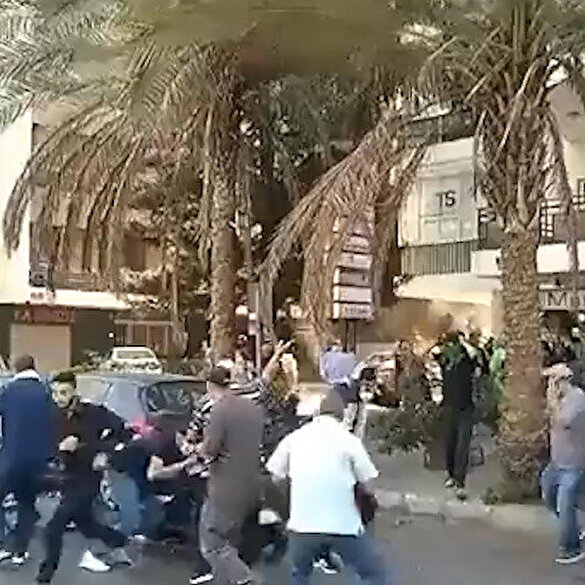 Beyrut patlamasına ilişkin soruşturmayı protesto edenlere ateş açıldı: 1 ölü 6 yaralı
