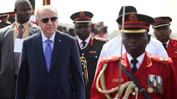 Cumhurbaşkanı Erdoğan: Hafter'in ateşkes diye bir derdi yok, barış diye bir derdi yok