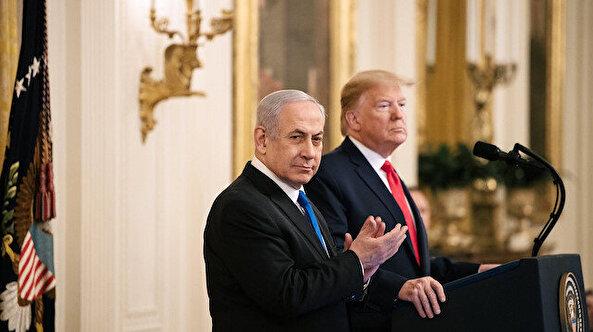 Sözde barış planı Netanyahu'ya yaradı