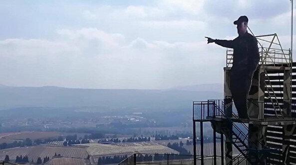 Hizbullah'tan İsrail'e gözdağı: Süleymani İsrail'i işaret ediyor