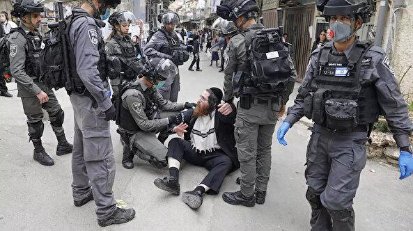 Haredi Yahudileri salgının merkezinde