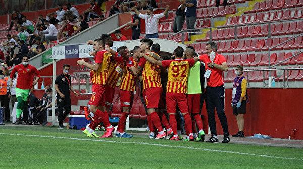 Kayserispor'dan Beşiktaş karşısında Süper Lig'de kalma yolunda dev adım