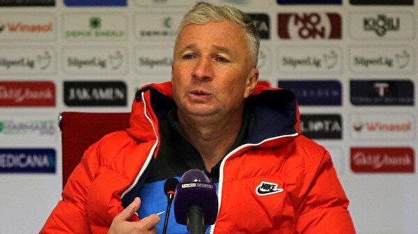 Kayserispor'a teknik direktör dayanmıyor: Petrescu ile de yollar ayrıldı