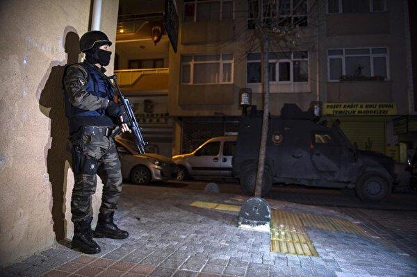 81 il valiliğine yılbaşı genelgesi: Binlerce polis ve jandarma görev yapacak