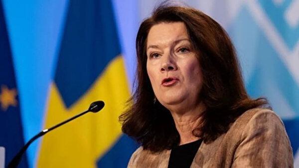 İsveç Dışişleri Bakanı Linde: İsrail'e baskı sürdürülmeli
