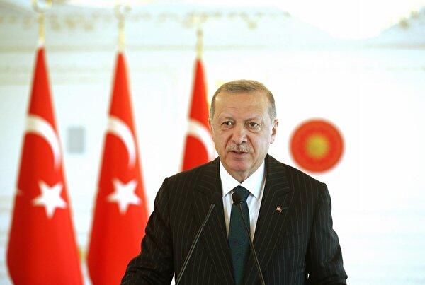 Cumhurbaşkanı Erdoğan bugün saat 20.53'te Millete Sesleniş konuşması yapacak