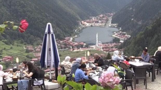 Turkey's Trabzon hosts over 1.2M tourists ove...