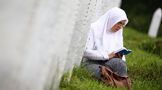 Burial for 35 Srebrenica massacre victims