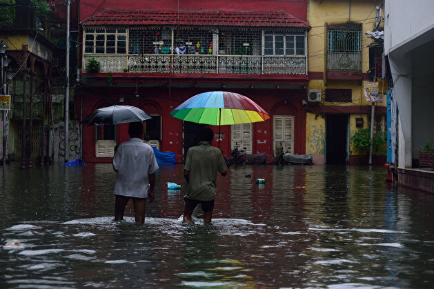 Heavy monsoon rains cause floods in India