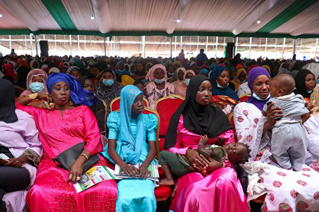 Over 100 young Muslims officially become hafizes in ceremony in Senegal